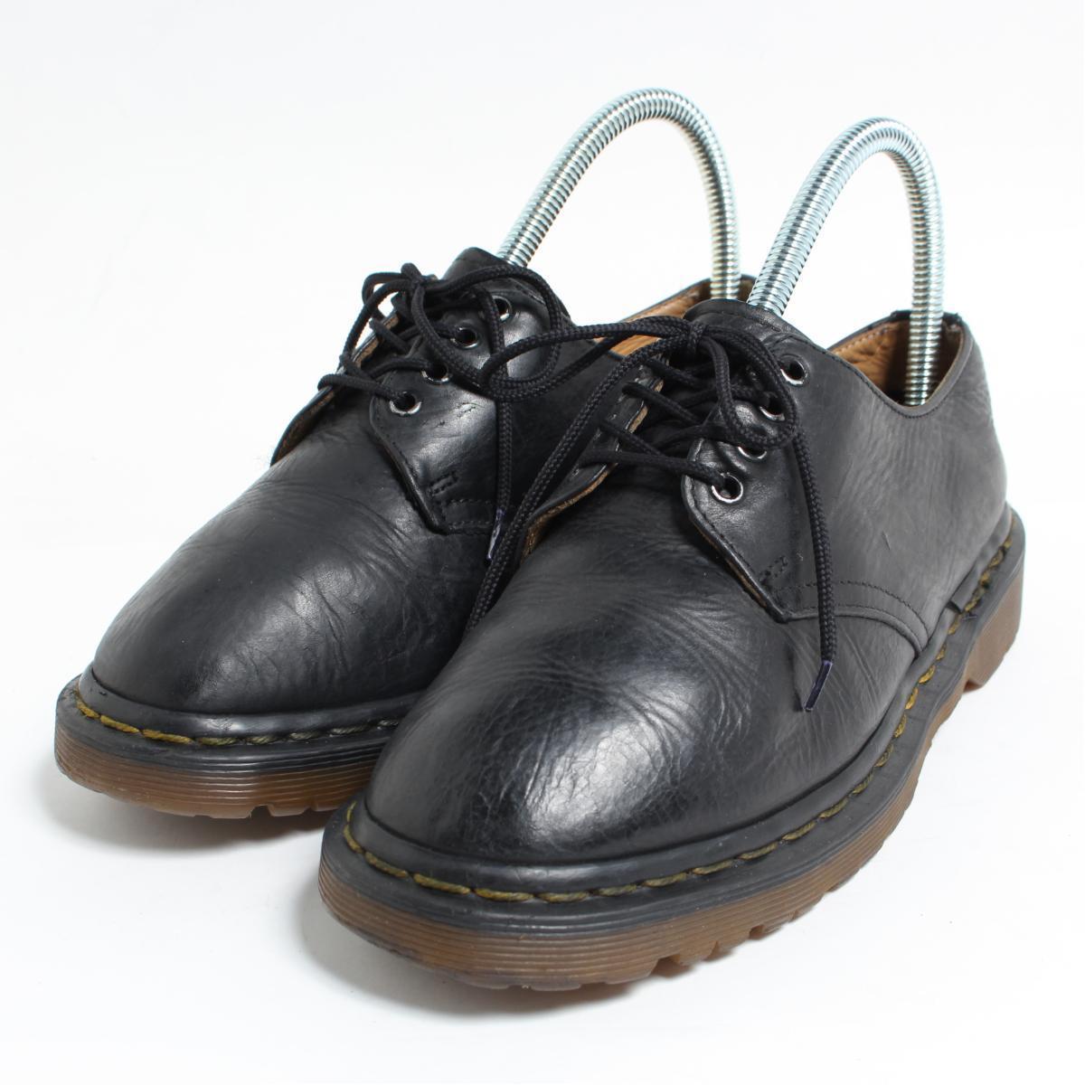 ドクターマーチン Dr.Martens 4ホールシューズ 英国製 UK5 レディース23.5cm /bom9967 【中古】【古着屋JAM】 【180622】【SS2006】