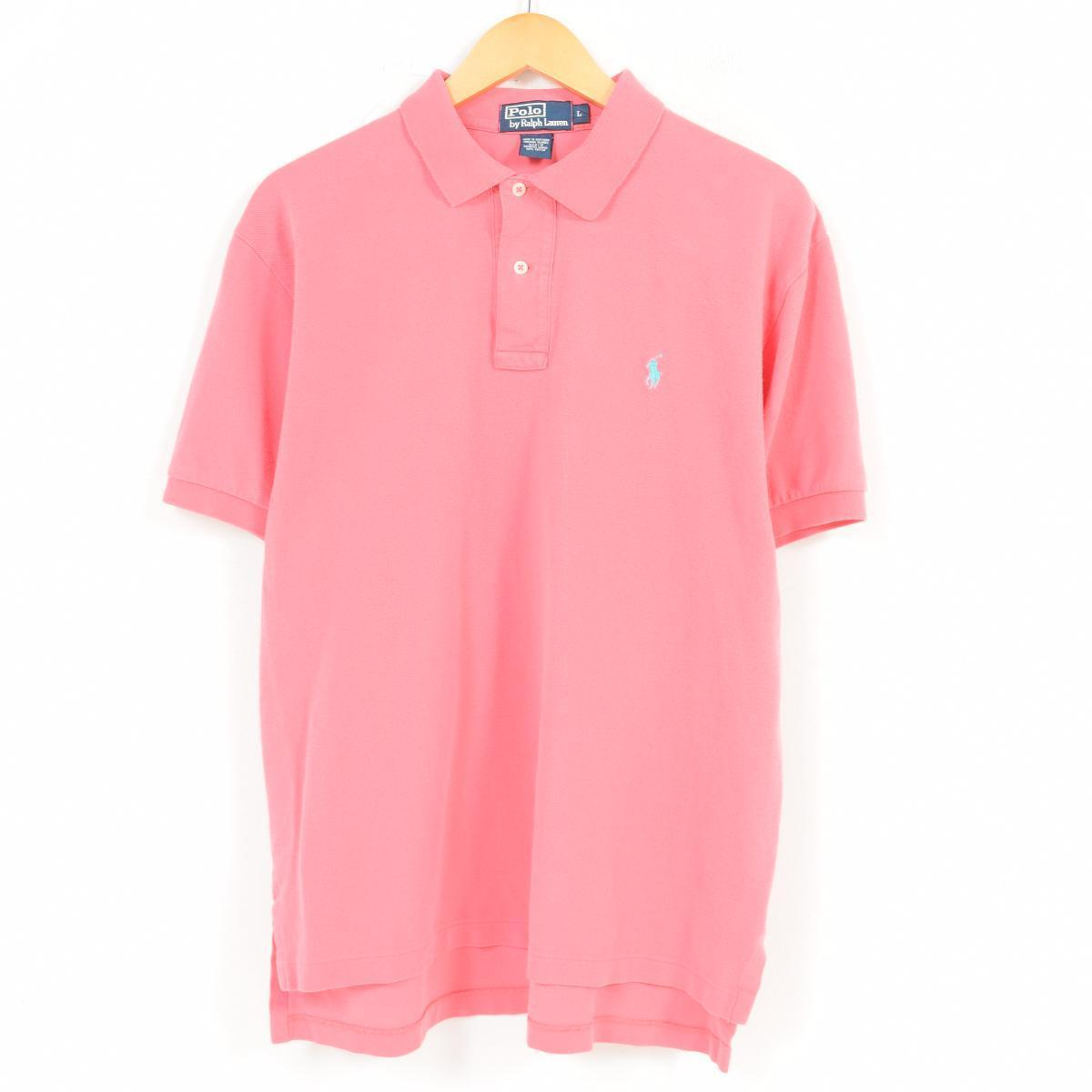 Polo Shirt Short Sleeves Wau5790 Ralph L Lauren By Men XPOZukiT