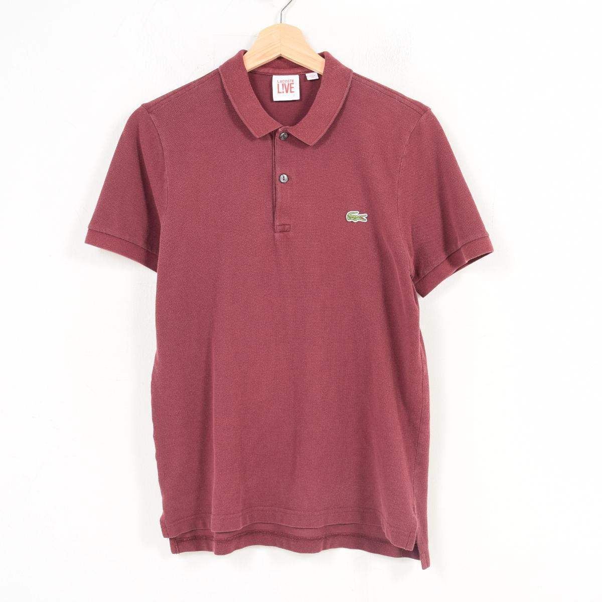 Vintage Clothing Jam Lacoste Lacoste Live Short Sleeves Polo Shirt