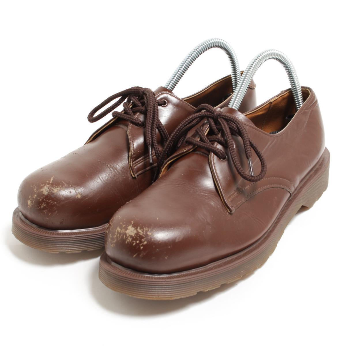 ドクターマーチン Dr.Martens 3ホールシューズ UK7 メンズ25.5cm /bom9311 【中古】【古着屋JAM】 【180626】