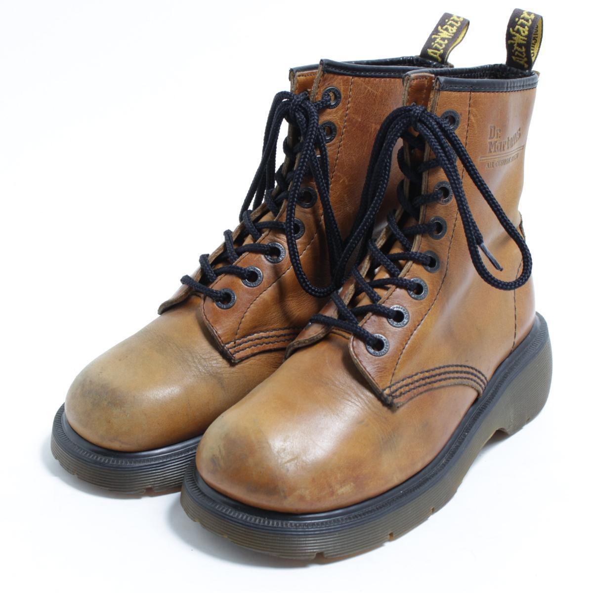 ドクターマーチン Dr.Martens 8ホールブーツ 英国製 UK5 レディース23.5cm /bom9568 【中古】【古着屋JAM】 【180629】