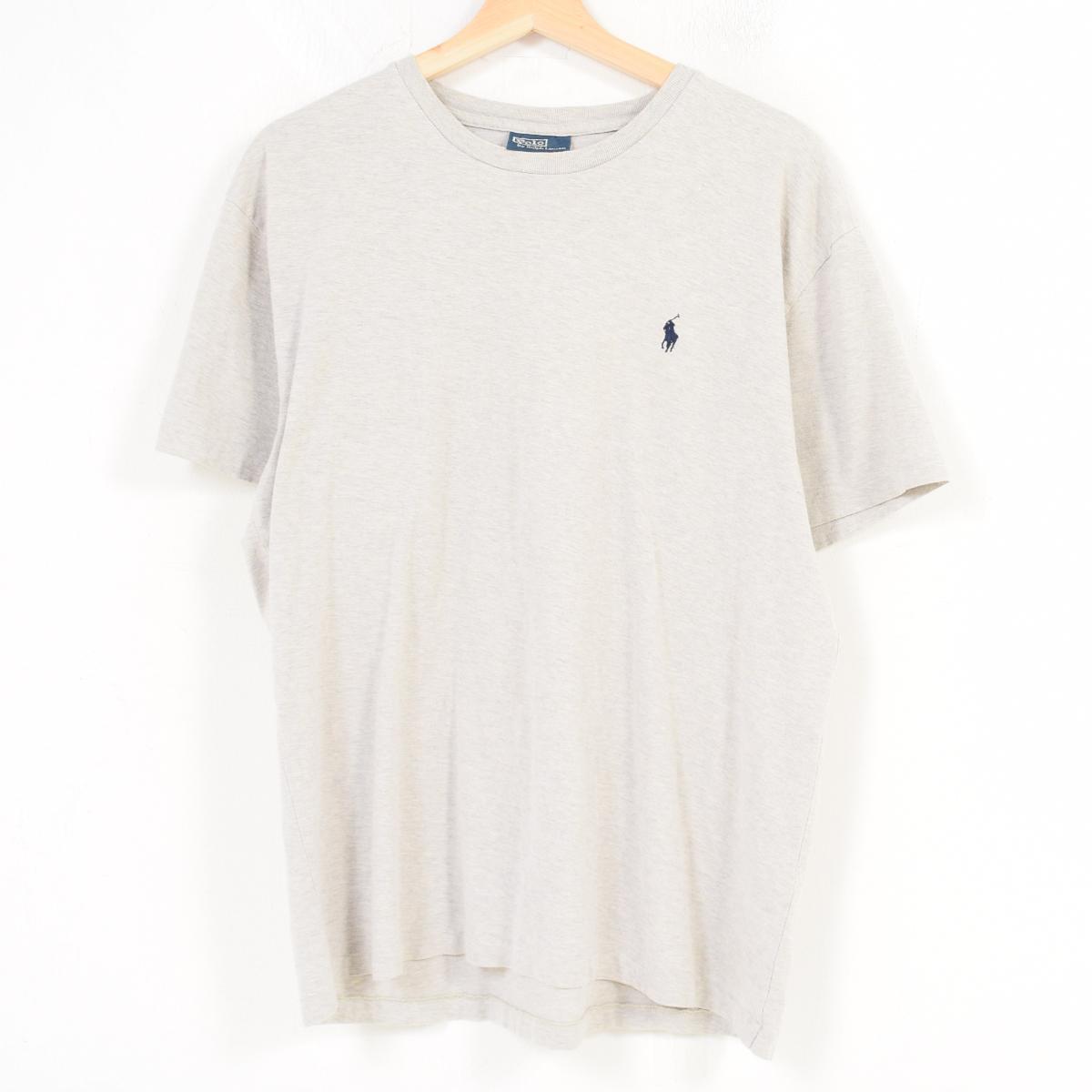 bc667da3531c44 Ralph Lauren Ralph Lauren POLO by Ralph Lauren one point logo T-shirt men L  /wau5689