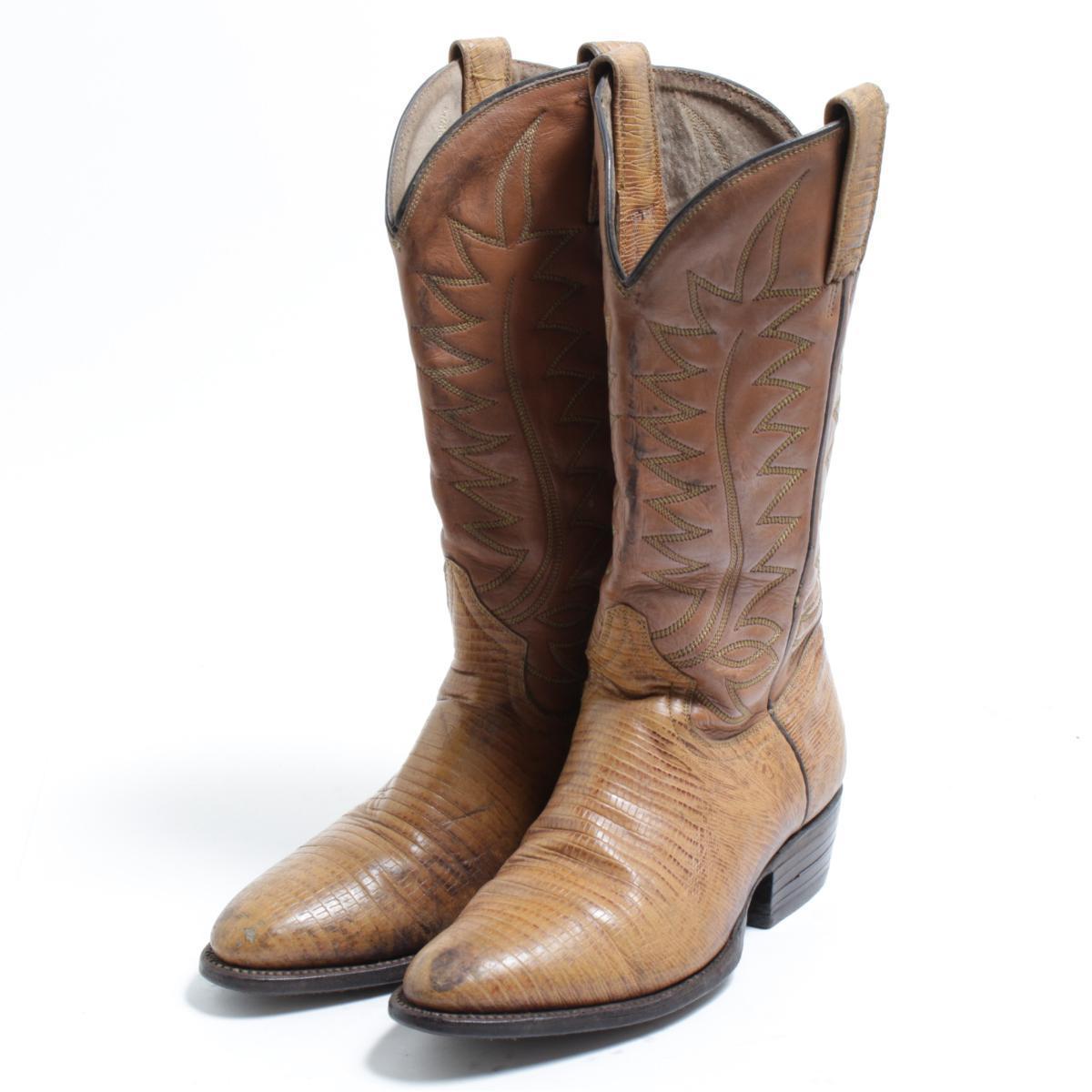 78b874bc8a0 GACA western boots Lady's 25.0cm /bom9192