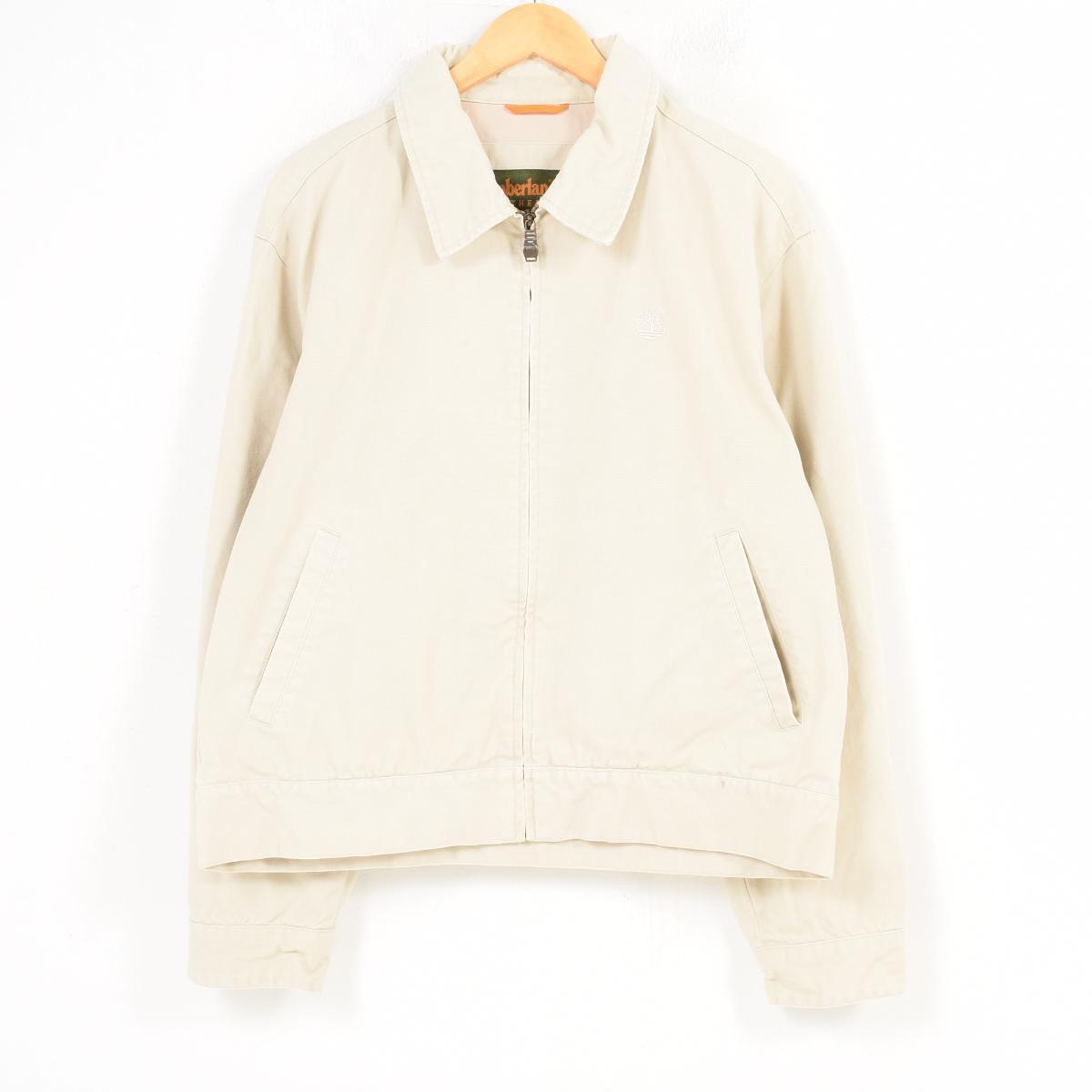 0d305fd0e36 Timberland Timberland WEATHERGEAR duck place swing top sports jacket men XL  /wat8992 ...