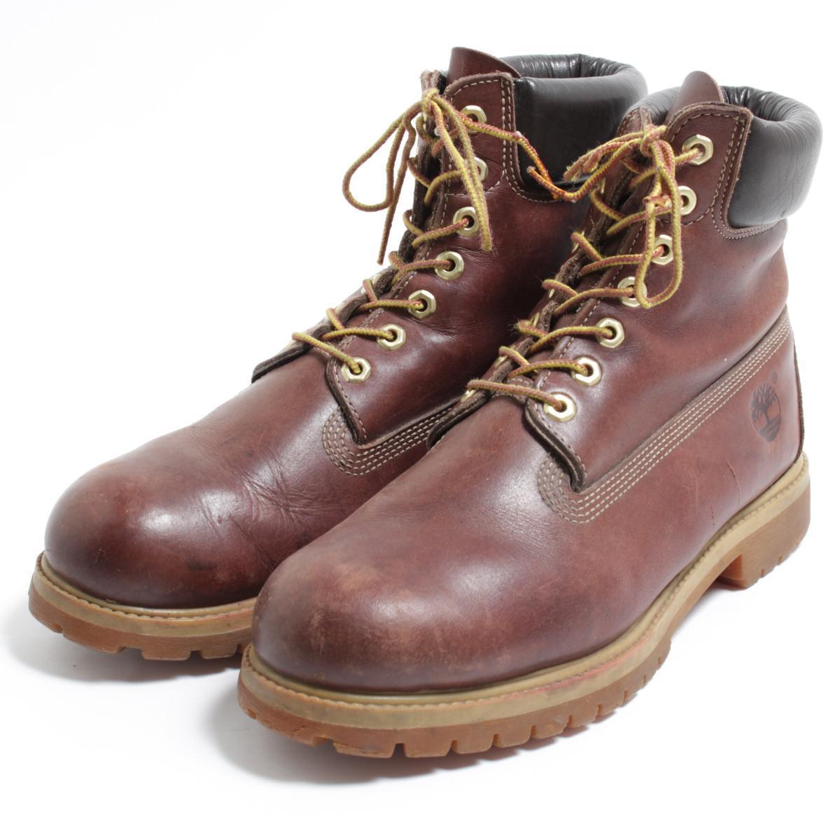 timberland light brown tan shoes 10.5