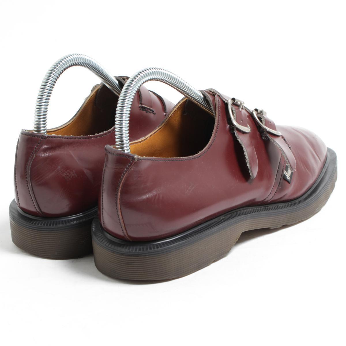 UK7 men 25.5cm /bom6604 made in the doctor Martin Dr.Martens HAWKINS collaboration Hawkins strap shoes U.K.