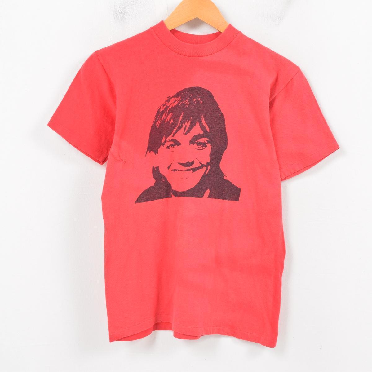 70年代 UNKNOWN THE STOOGES ストゥージス IGGY POP イギーポップ Lust For Life バンドTシャツ メンズXS ヴィンテージ /wap7412 【中古】【古着屋JAM】 【180701】