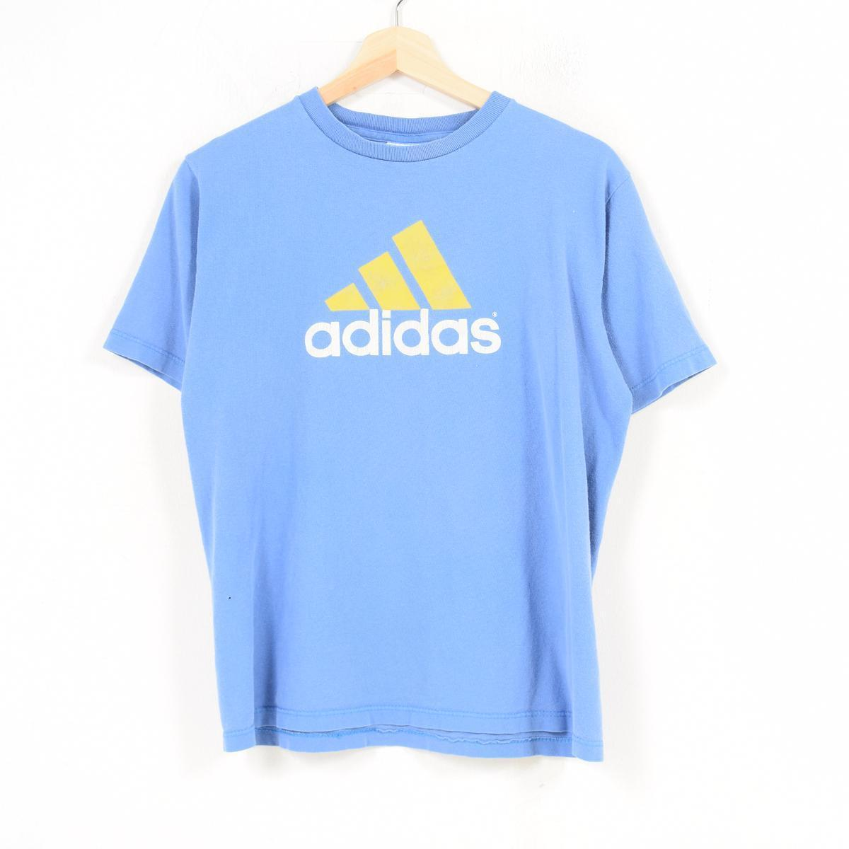 0628618b3 Men S /wat8695 in the 90s made in Adidas adidas logo T-shirt USA ...