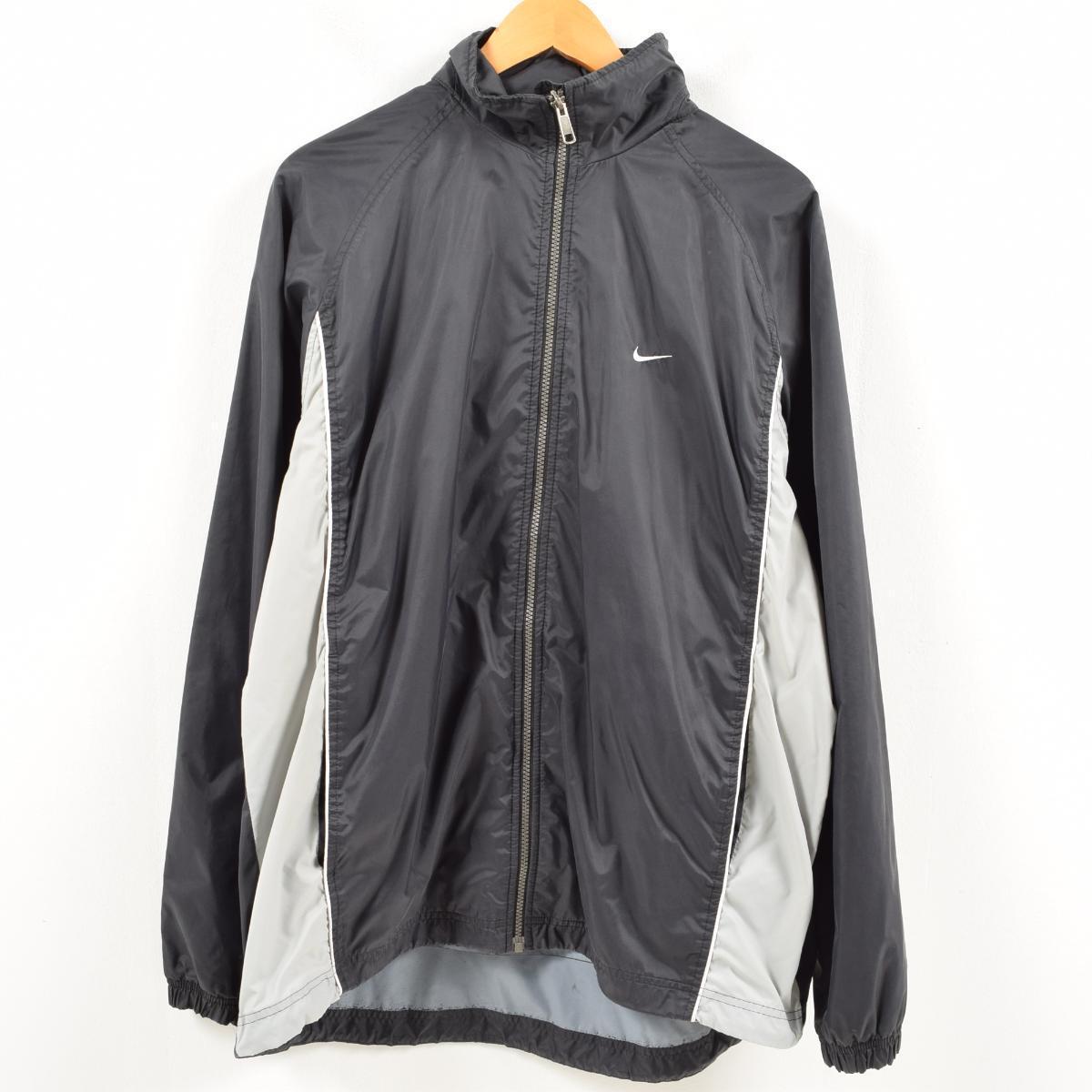 c53dd12d9c VINTAGE CLOTHING JAM  Nike NIKE food storing type nylon jacket men ...