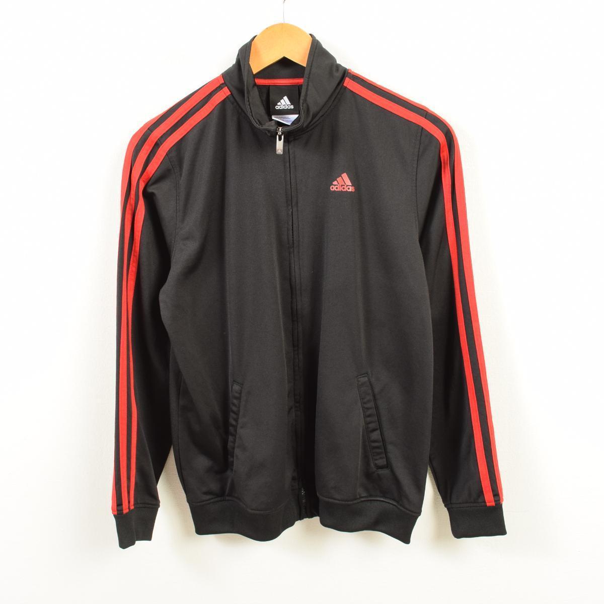 af733a5f0 Adidas adidas jersey truck jacket Lady's L /wau5181