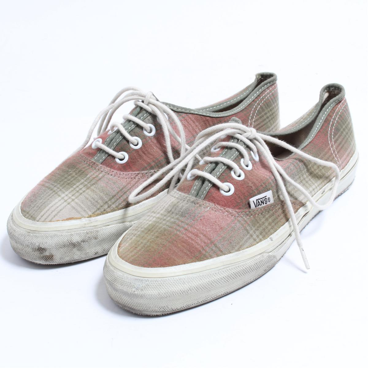 df76ffdc344 Product made in 90s vans VANS AUTHENTIC authentic sneakers USA 9 men s  25.5cm  boo2906
