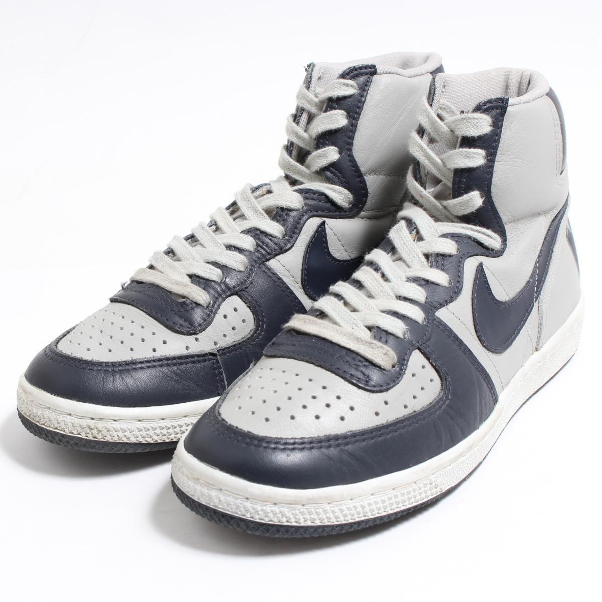 regarder cf8a5 f7e57 US8 .5 men's 26.5cm vintage /boo3644 in the 80s made in Nike NIKE  TERMINATOR HIGH terminator sneakers Korea