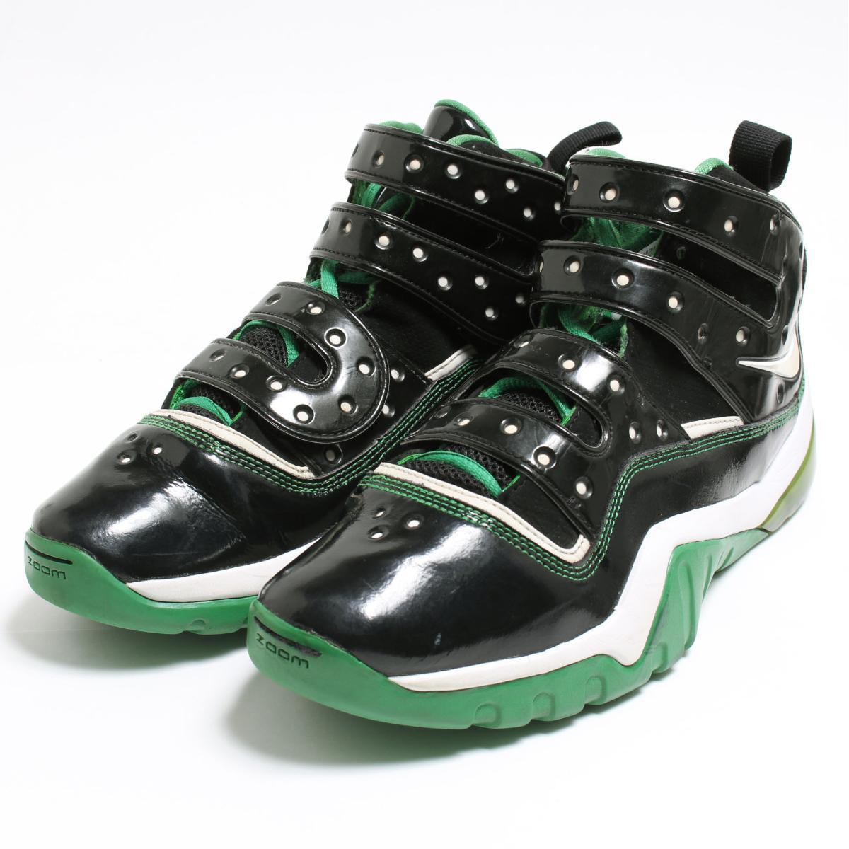 VINTAGE CLOTHING JAM  Nike NIKE Zoom Sharkley Premium sneakers US9 ... d304dda687a4