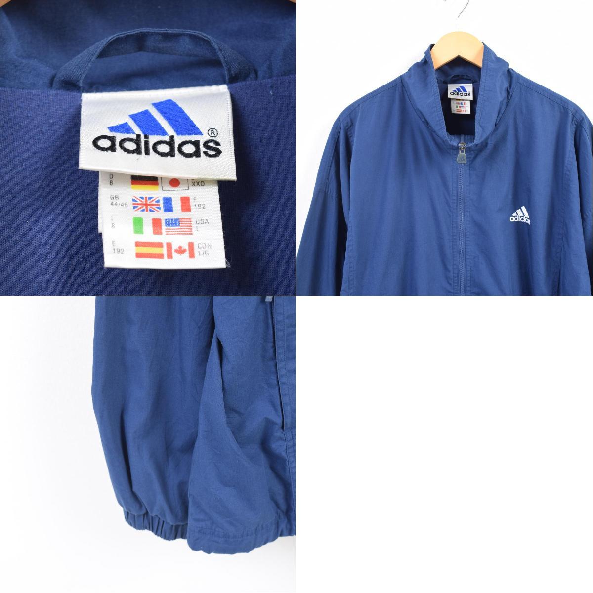 90s Adidas adidas windbreaker men XXL was9296