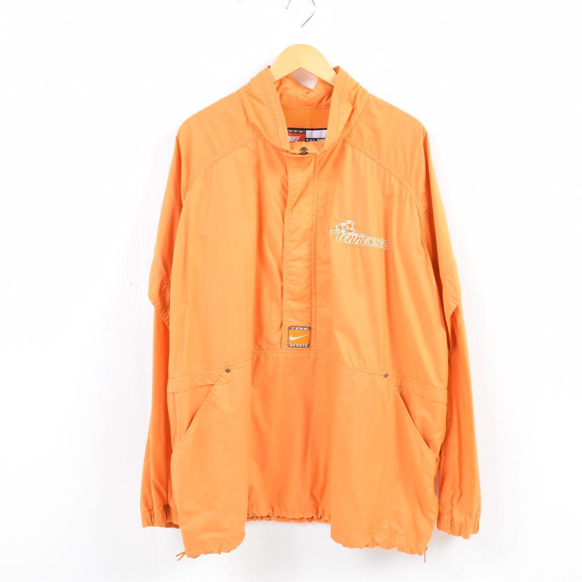 76a1089cef VINTAGE CLOTHING JAM  Nike NIKE TEAM half zip nylon pullover men XXL ...