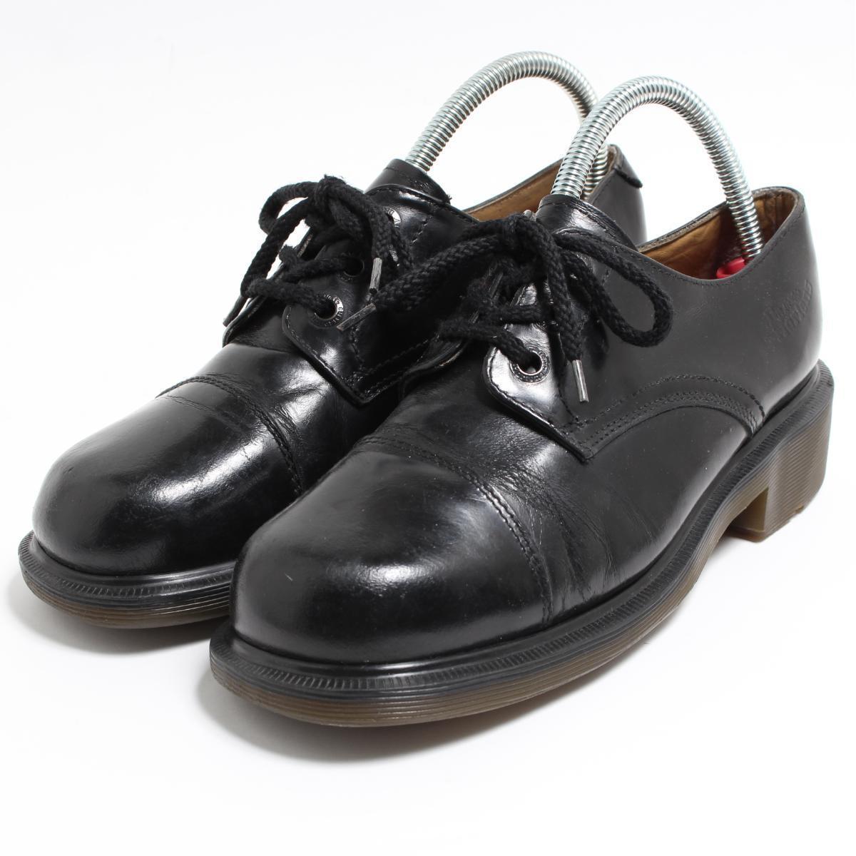 ドクターマーチン Dr.Martens 3ホールシューズ 英国製 UK5 レディース23.5cm /bon6869 【中古】 【180903】