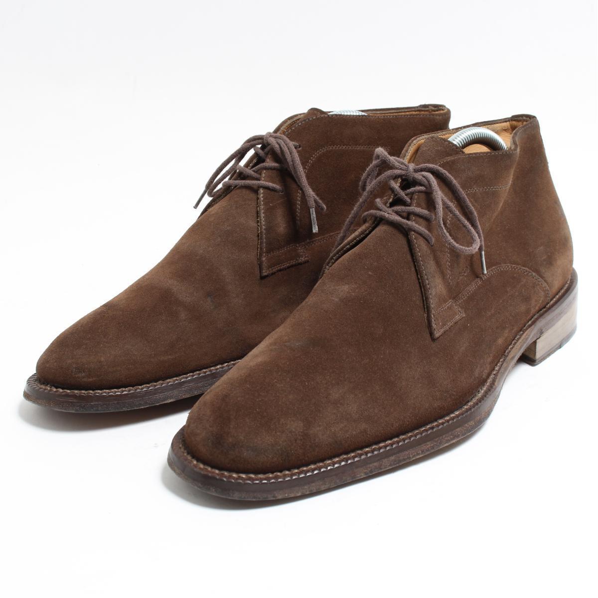 los recién llegados colores delicados precio de calle VINTAGE CLOTHING JAM: Product made in GEOX chukka boots Italy 42 ...