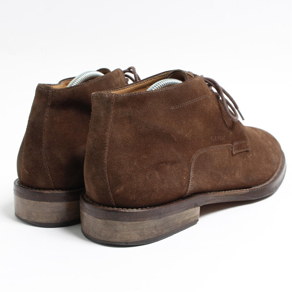 Product made in GEOX chukka boots Italy 42 men's 26.0cm bon6733