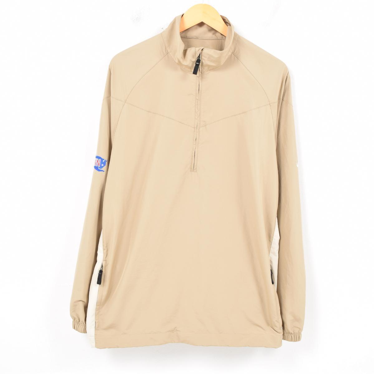 1eb0c7ac81 VINTAGE CLOTHING JAM  Nike NIKE half zip windbreaker men XXL ...
