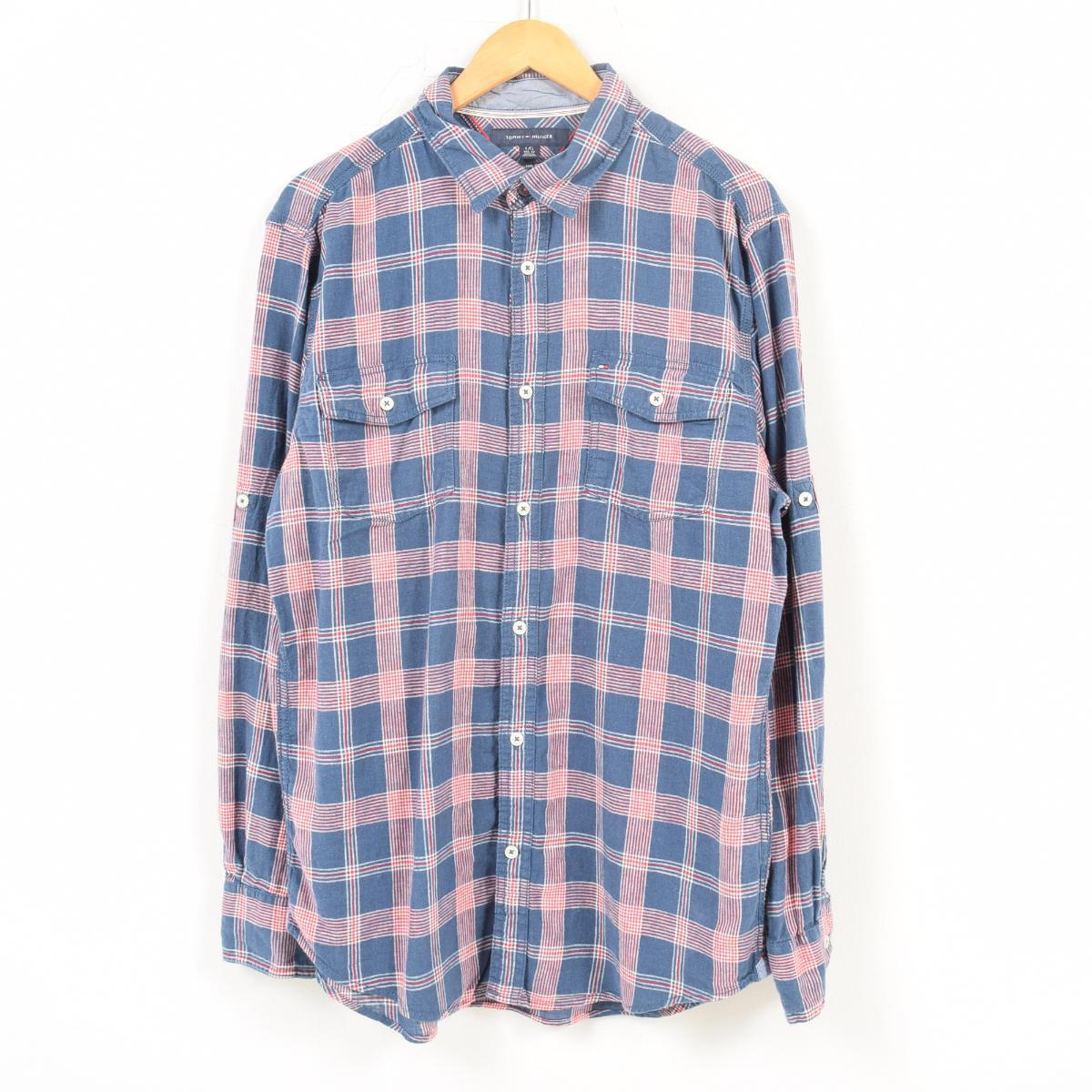 Vintage Clothing Jam Tommy Hilfiger Long Sleeves