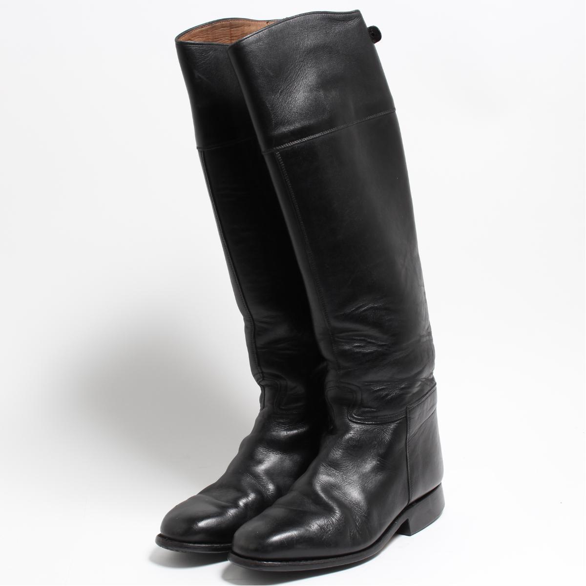 カバロ Cavallo ジョッキー乗馬ブーツ 4.5 レディース22.5cm /bon6103 【中古】 【180915】