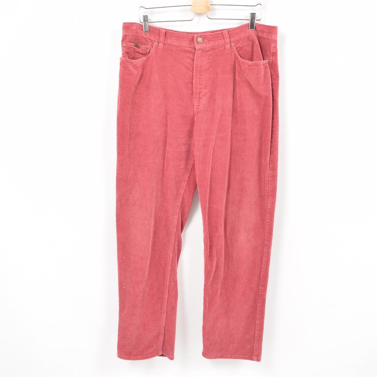 Company Furrow Jeans Wau8686 Polo Corduroy Men Lauren Underwear Large Ralph W37 j5R4AL