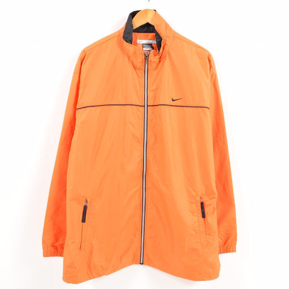 1b5ada7b11 VINTAGE CLOTHING JAM  Nike NIKE windbreaker men XXL  wax7645 ...