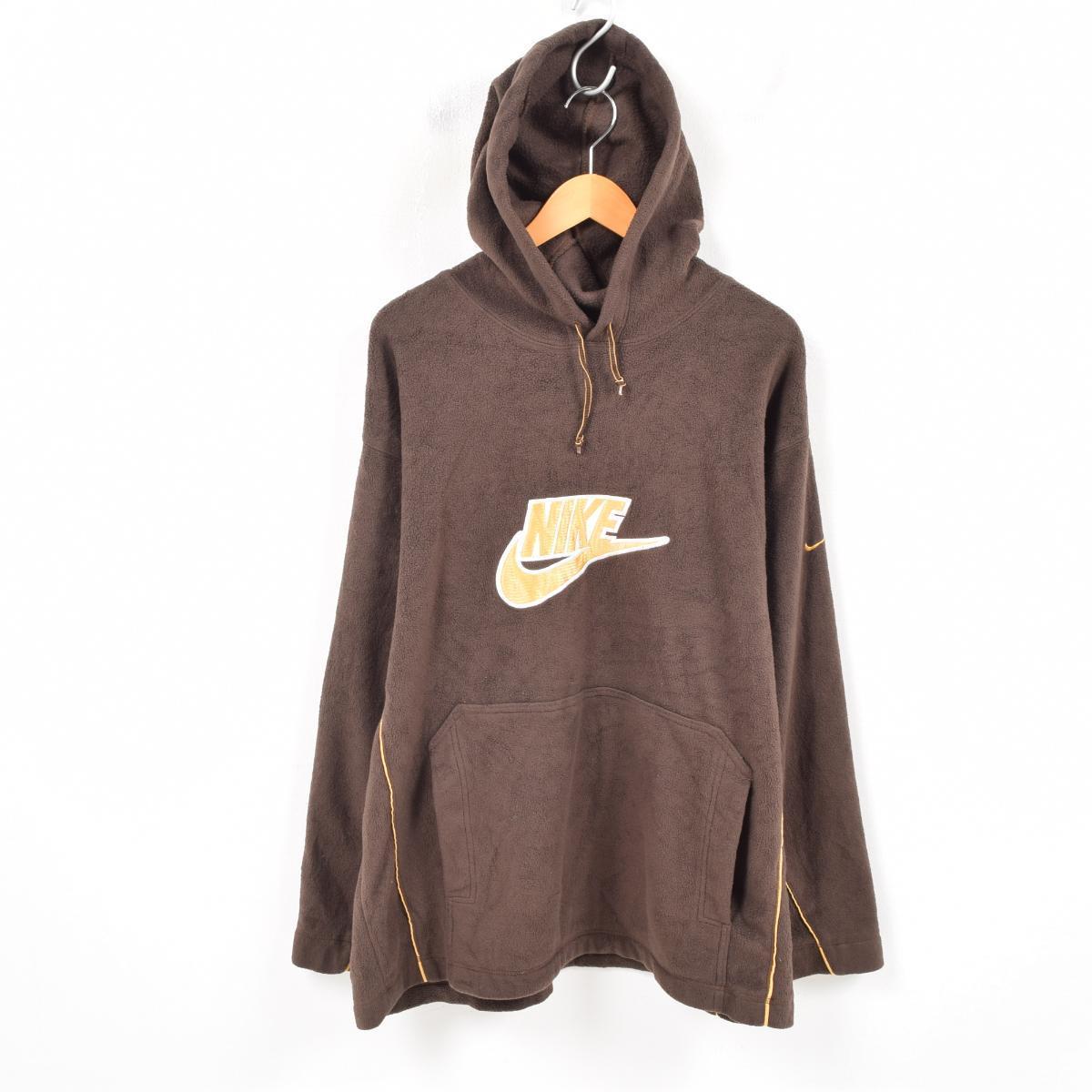 Nike Men Xxl Parka Clothing Vintage Wav0828 Fleece Jam 6wqAxEZ