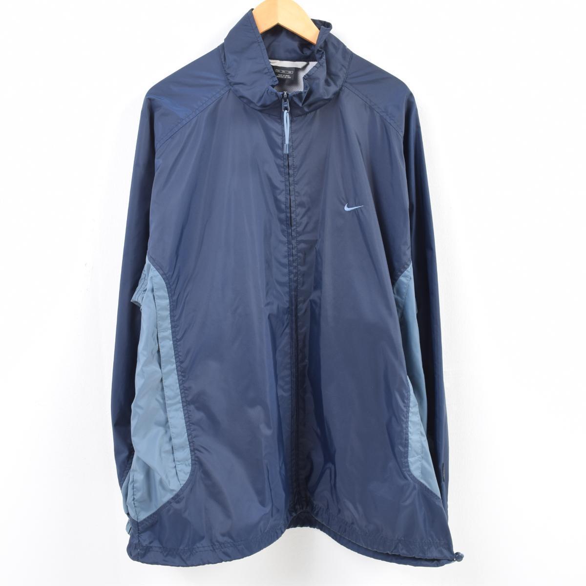 1ca9ea3410 VINTAGE CLOTHING JAM  Nike NIKE nylon jacket men XXL  waq0522 ...