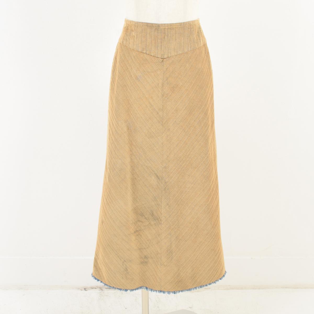 cae1e199cf VINTAGE CLOTHING JAM: Talbot Talbots corduroy long A-line skirt ...