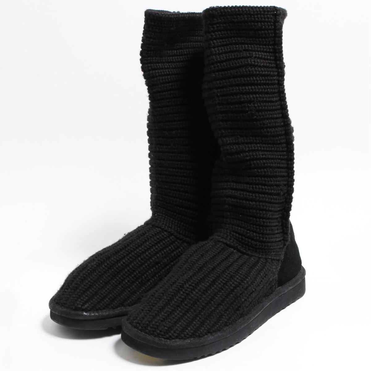 Vintage Clothing Jam アグ Ugg Classic Crochet Knit Boots Ladys
