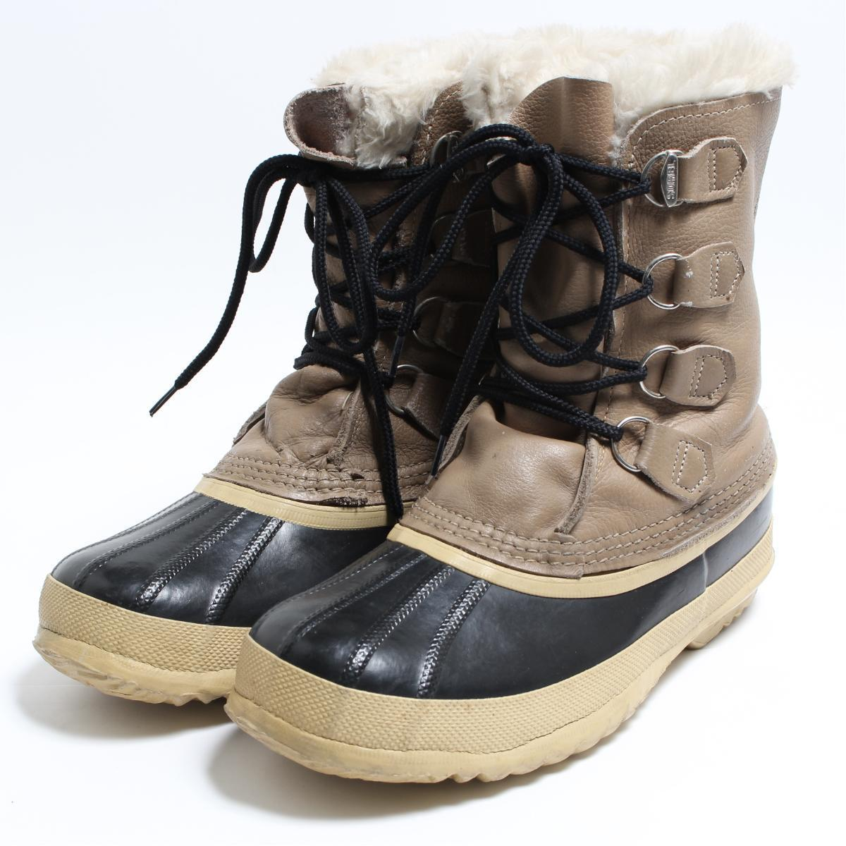 8 Lady's 25 0cm /boo0049 for Sorrel SOREL winter made in boots Canada