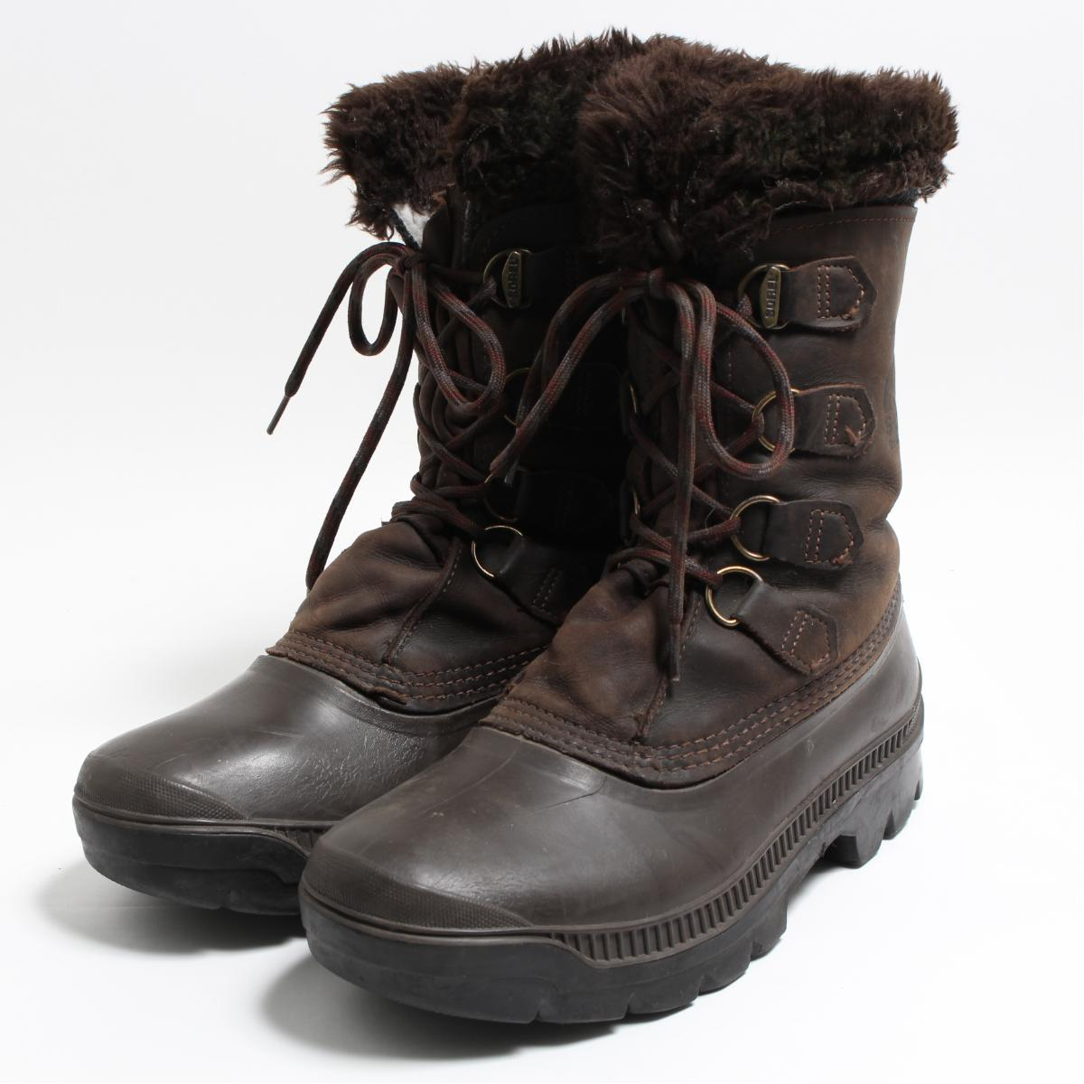 brand new c8693 3164d Product made in Sorrel SOREL BUFFALO winter boots Canada 8 men's 26.0cm  /boo0053