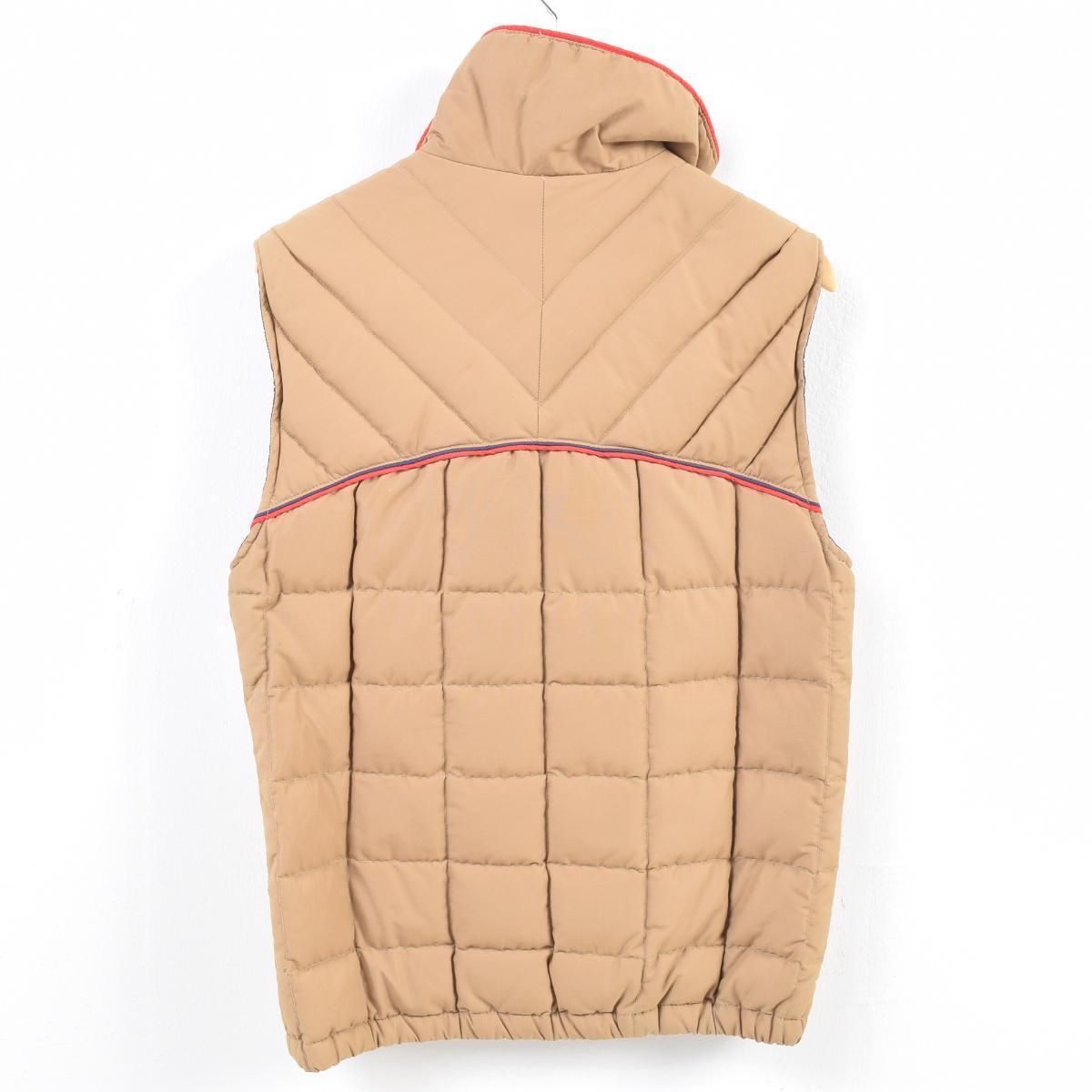 607d3b23100 80s Eddie Bauer Eddie Bauer goose down vest men M vintage /waq7371