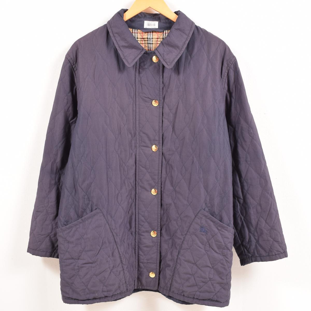 バーバリー Burberry's キルティングジャケット 40 レディースXL /wat1828 【中古】 【181207】