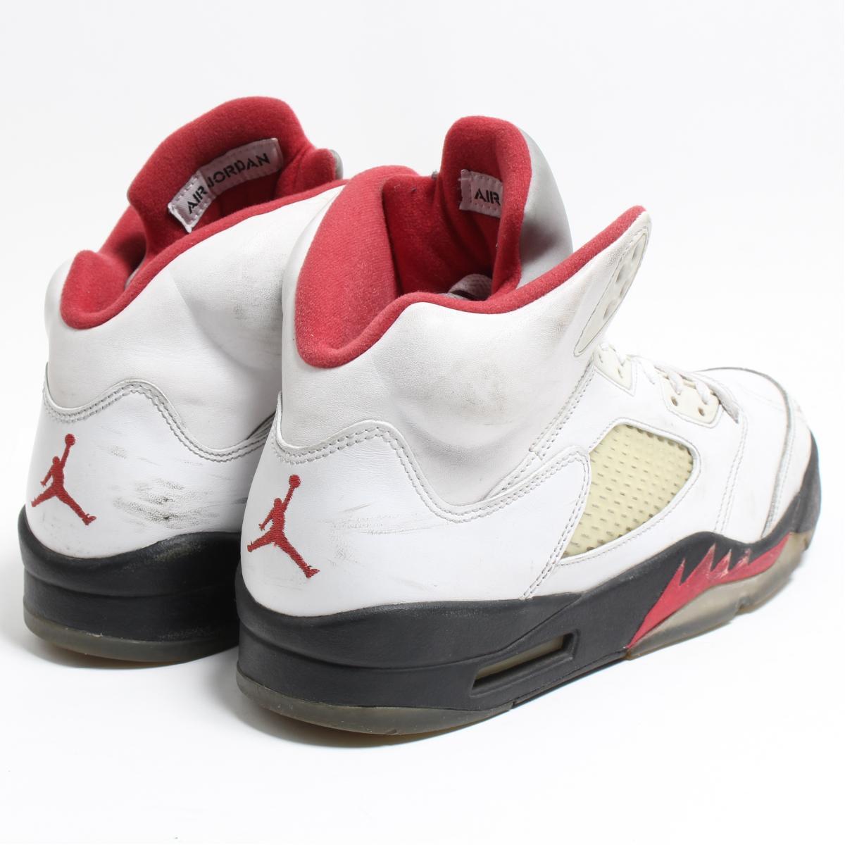d532b7e060d1 VINTAGE CLOTHING JAM  Nike NIKE AIR JORDAN 5 RETRO sneakers US10 men ...