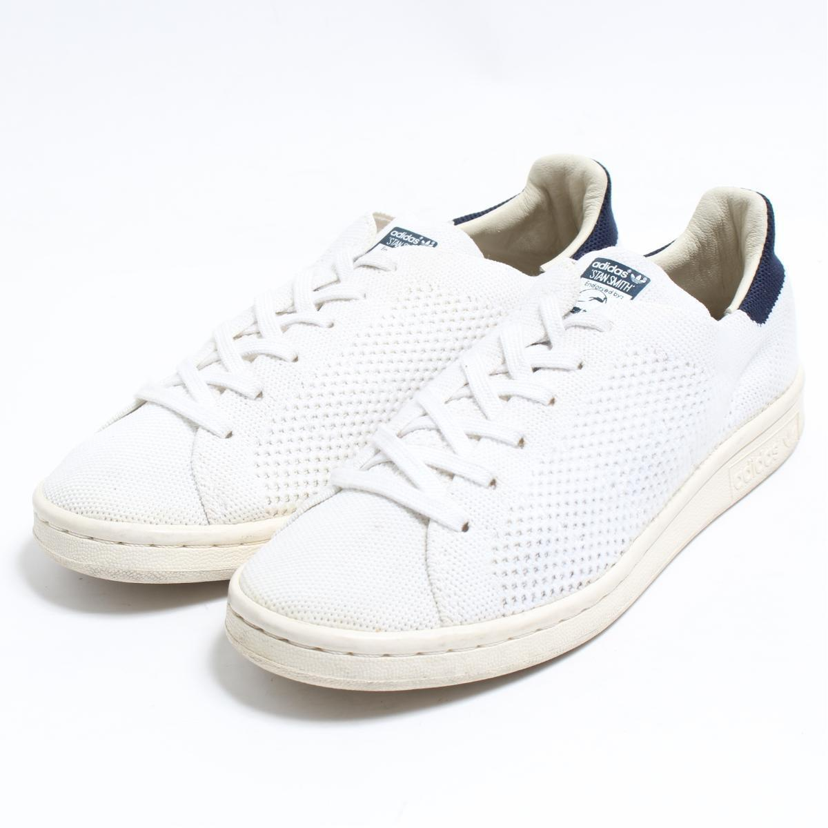 free shipping 26110 30464 Adidas adidas STAN SMITH Stan Smith sneakers US4.5 Lady's 22.5cm /bon4778