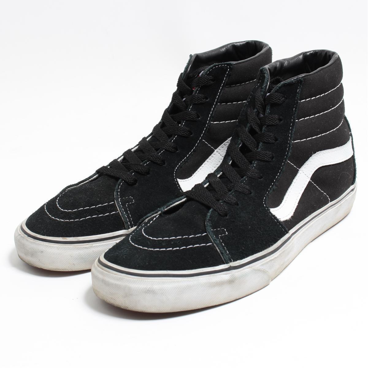 6bf53976cdd VINTAGE CLOTHING JAM  Vans VANS SK8-HI high-top sneakers US10 men ...