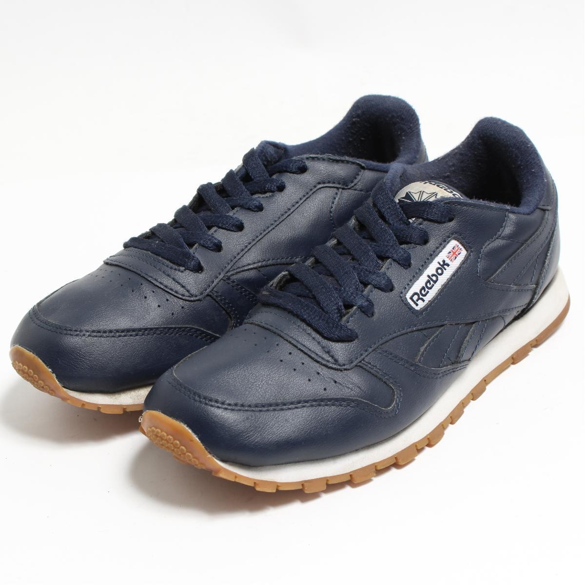 best loved 36049 eca5d Reebok Reebok CLASSIC classical music sneakers US4 Lady's 23.0cm /bon4581