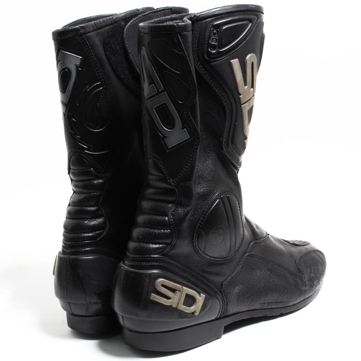 Vintage Clothing Jam シディ Sidi Motorcycle Boots Men 27 0cm