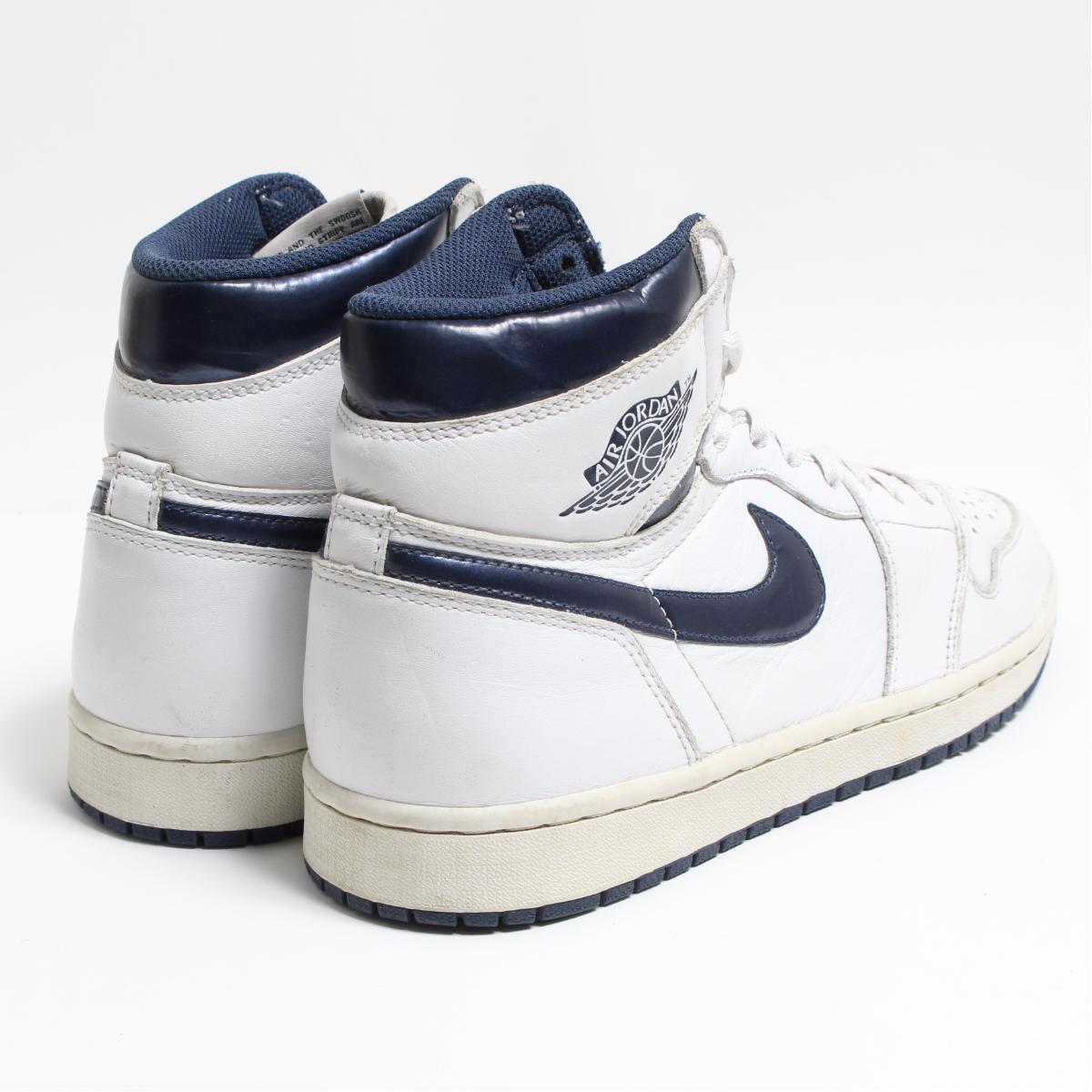 feae5e378398 VINTAGE CLOTHING JAM  Nike NIKE AIR JORDAN 1 RETRO sneakers US10 men ...