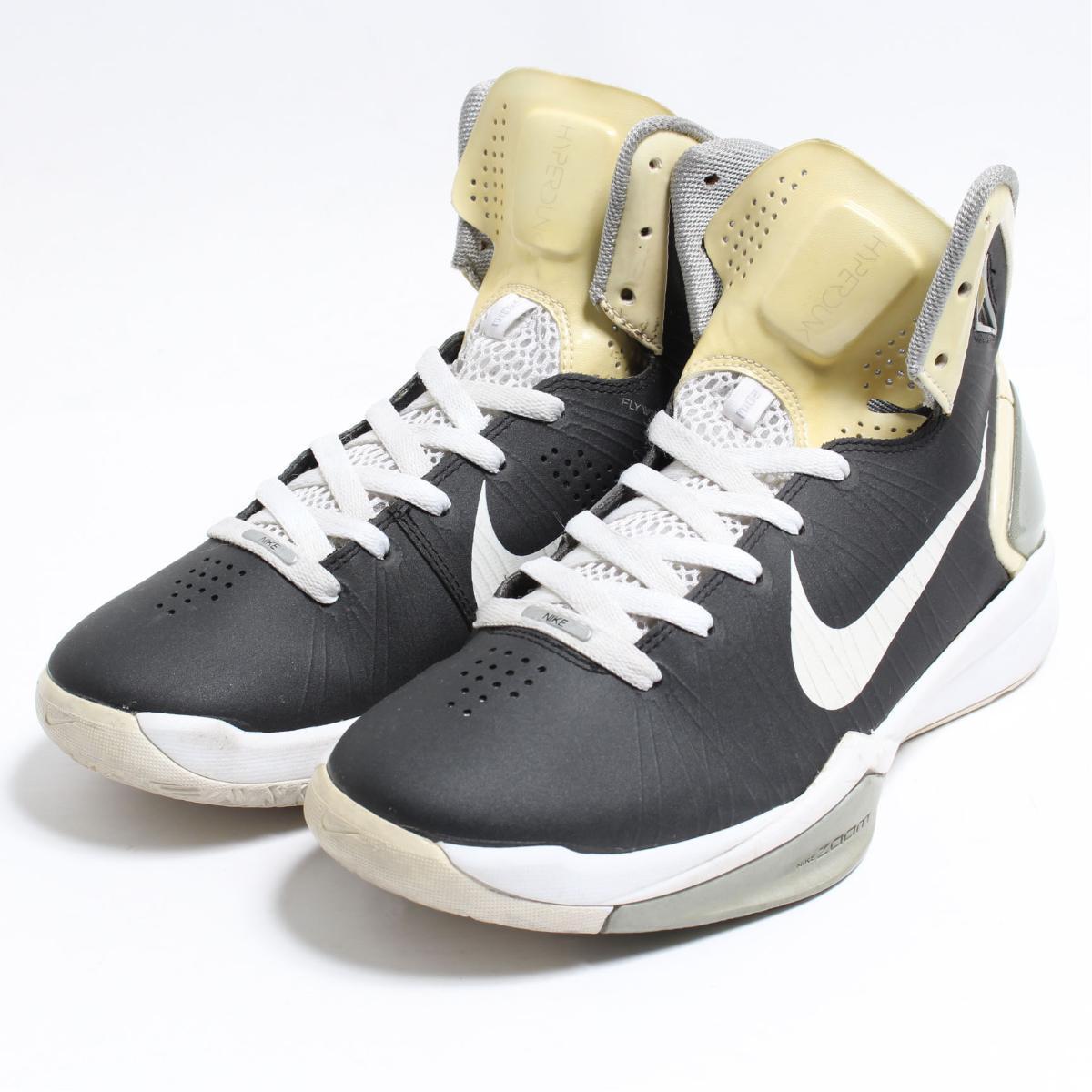96e30e04b7e8 Nike NIKE HYPERDUNK higher frequency elimination sneakers US7 men 25.0cm   bon4158