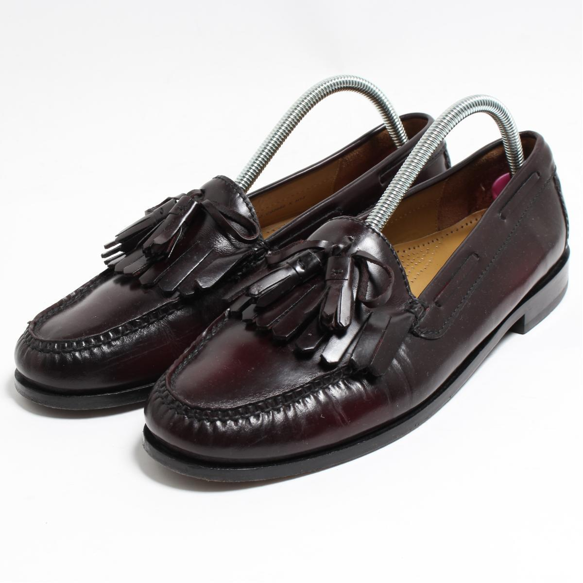 bb4b0c3678b VINTAGE CLOTHING JAM  Cole Haan COLEHAAN tassel loafer 9.5D men 27.5 ...