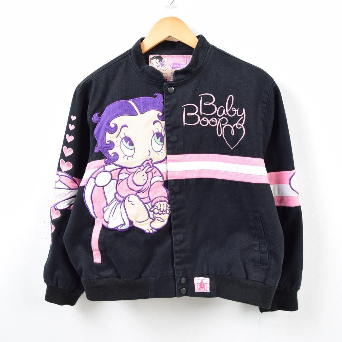JH Design BABY BOOP ベビーブープ コットンジャケット レディースL /wba4301 【中古】 【190302】