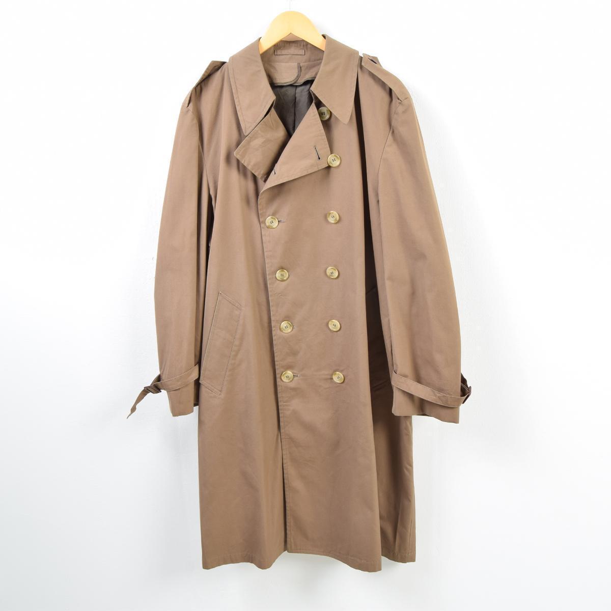 48e91191fe0e ロンドンフォグ LONDON FOG トレンチコート USA製 40 REG メンズM /wbc9421 【中古】 【190222】-コート・ジャケット