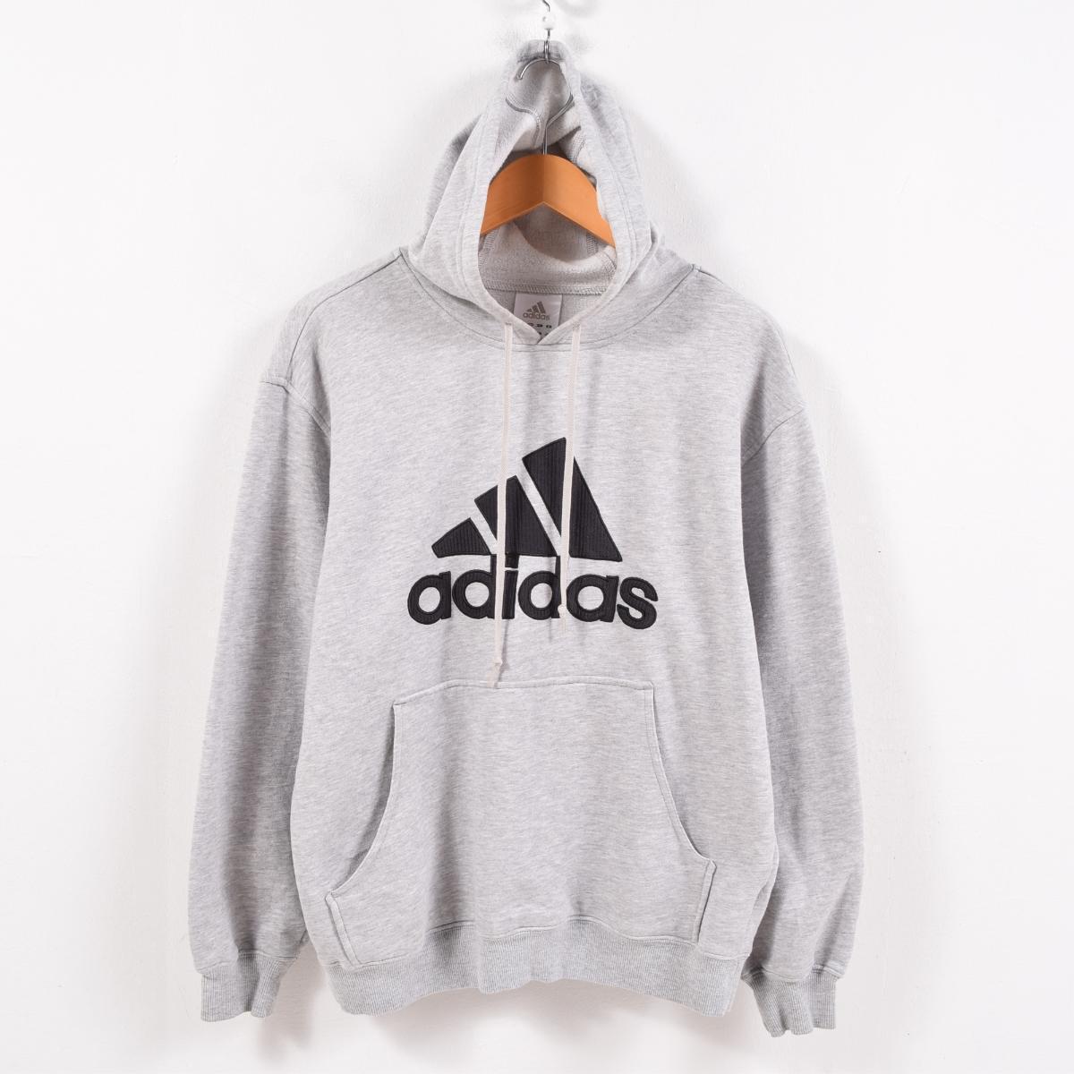 Adidas adidas men mast hub badge of sports M MUSTHAVES BADGE OF SPORTS pullover sweat shirt parka back raising sweat shirt tops FSD57