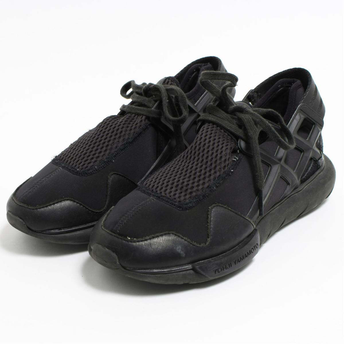 099aba245 Adidas adidas X Yohji Yamamoto Y-3 Qasa Racer sneakers US6.5 Lady s 24.5cm   boo7437