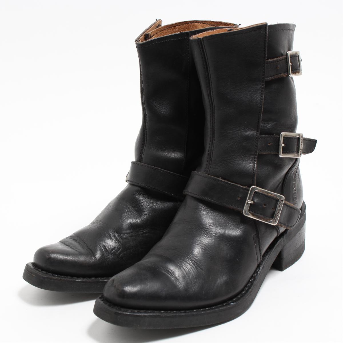 47901532b73 Harley-Davidson Harley-Davidson Tomi Bell dollar boots Lady's 22.0cm  /boo7132