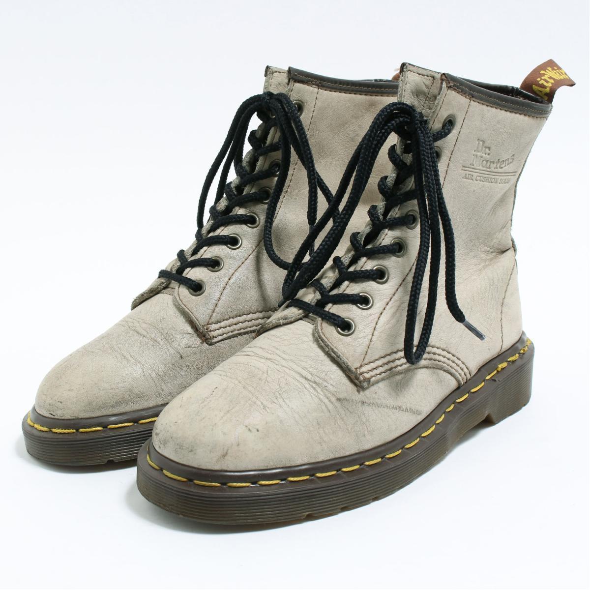 ドクターマーチン Dr.Martens 8ホールブーツ 英国製 UK5 レディース23.5cm /boo6303 【中古】 【190318】