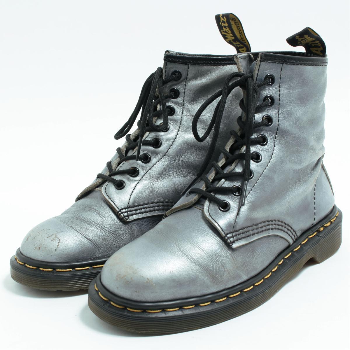 ドクターマーチン Dr.Martens 8ホールブーツ 英国製 UK6.5 メンズ25.0cm /boo6334 【中古】 【190318】